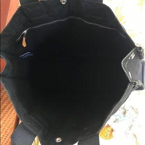 Hermes Bags - Hermes Canvas Black Tote